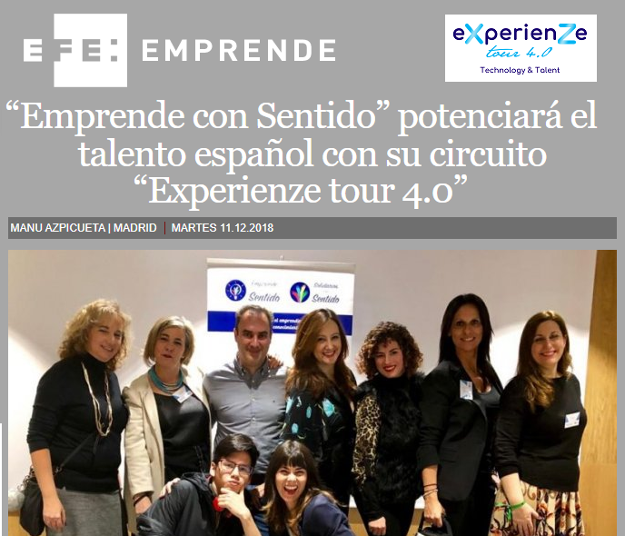 EFE Emprende - experienze tour
