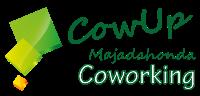 Logo Cow Up Coworking Majadahonda