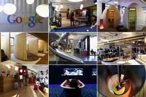 Foto de las oficinas de Google en Zurich