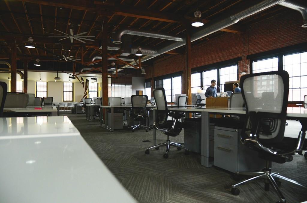 Foto de una oficina