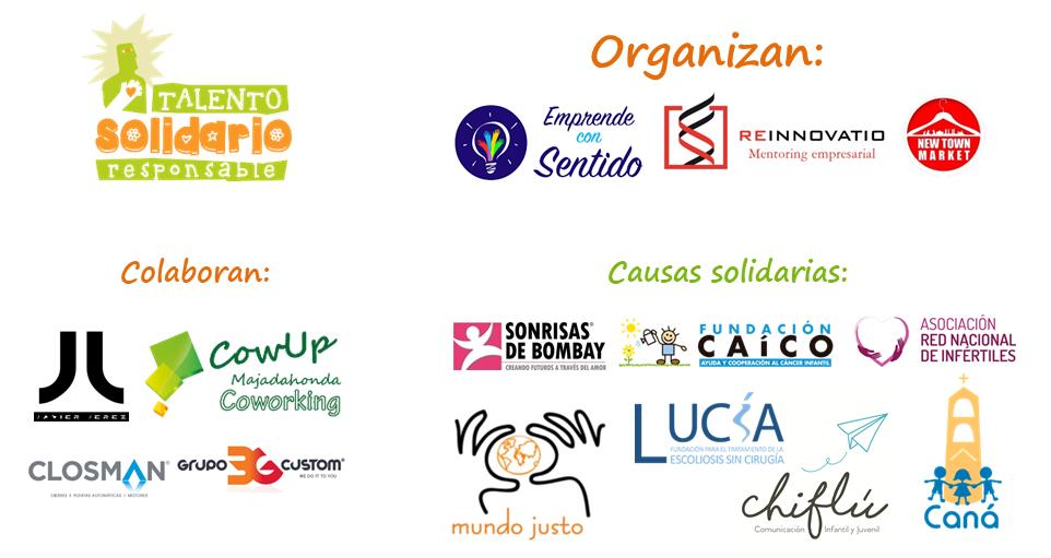 Talento Solidario Responsable organizadores