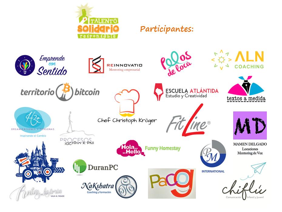 Talento Solidario Responsable participantes