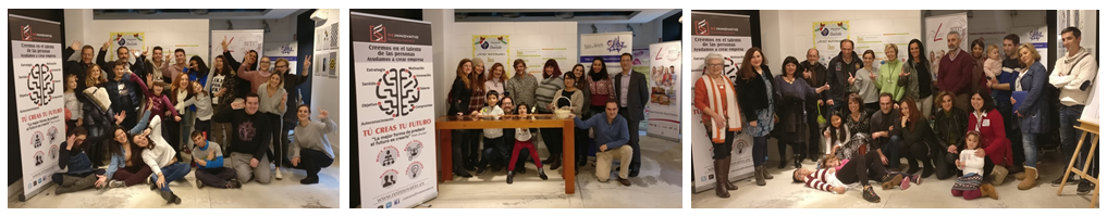 Talento Solidario Responsable Photocall