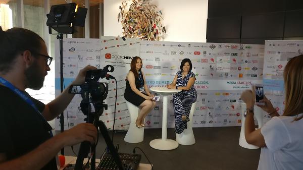 Entrevista AECS - Reinnovatio en MS Alcobendas